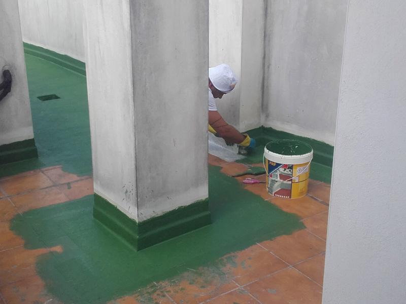 Impermeabilización y reparación de tejados, cubiertas y terrazas en ...
