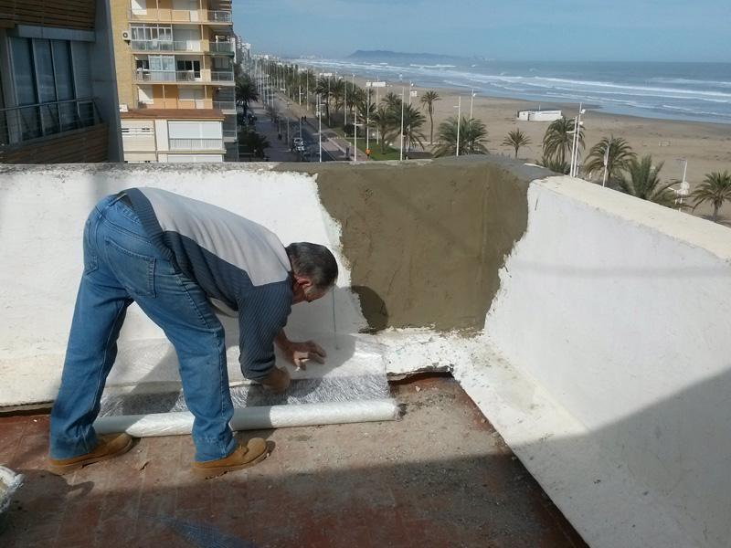 Impermeabilizacion Y Reparacion De Tejados Cubiertas Y Terrazas En - Cubiertas-de-terrazas